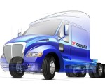 Yokohama-truck